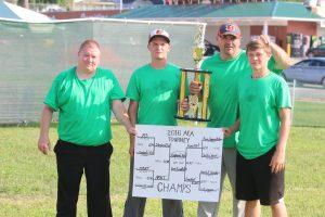 Shepherd's Fold, the 2016 AFA Wiffle Ball champion.