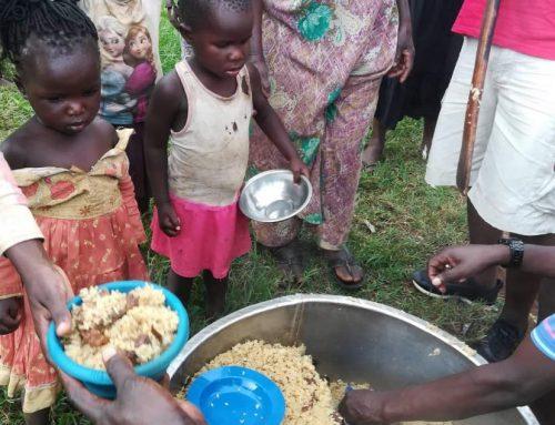 God meeting needs in Uganda through AFA supporters