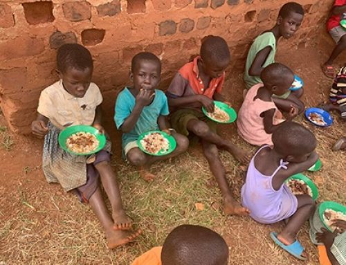 AFA to provide feeding program for schoolchildren