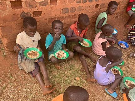 AFA to provide feeding program for schoolchildren