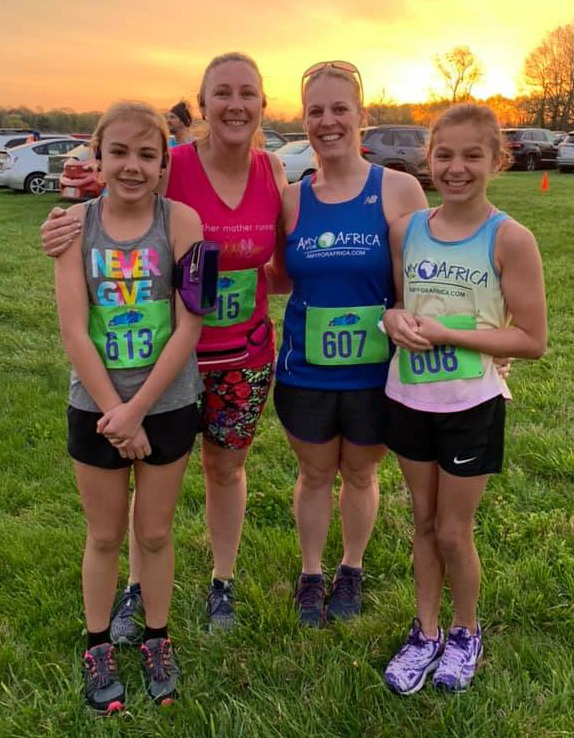 SPECIAL K: Kinslee Wesolowski sets PR in half marathon and fundraising